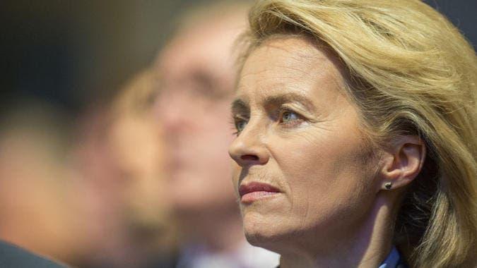 وزيرة الدفاع الألمانية ردت بقوة على تغريدة ترمب