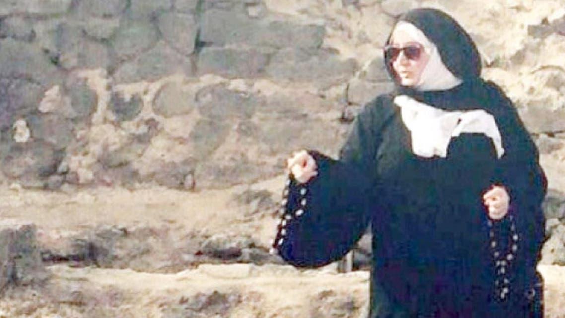 Saudi woman, set a milestone by becoming the first woman tourist guide. (Saudi Gazette)