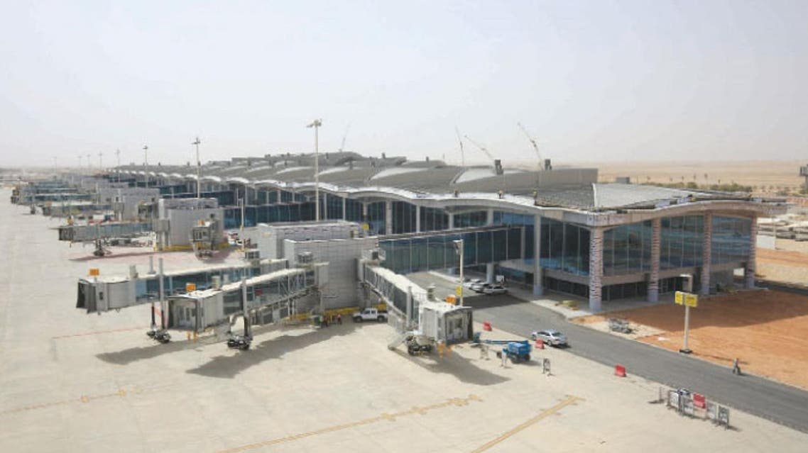 TAV Construction's design & build of Terminal 5 and related facilities in King Khaled International Airport Project bag 'Transport Project of the Year' award. (Saudi Gazette)