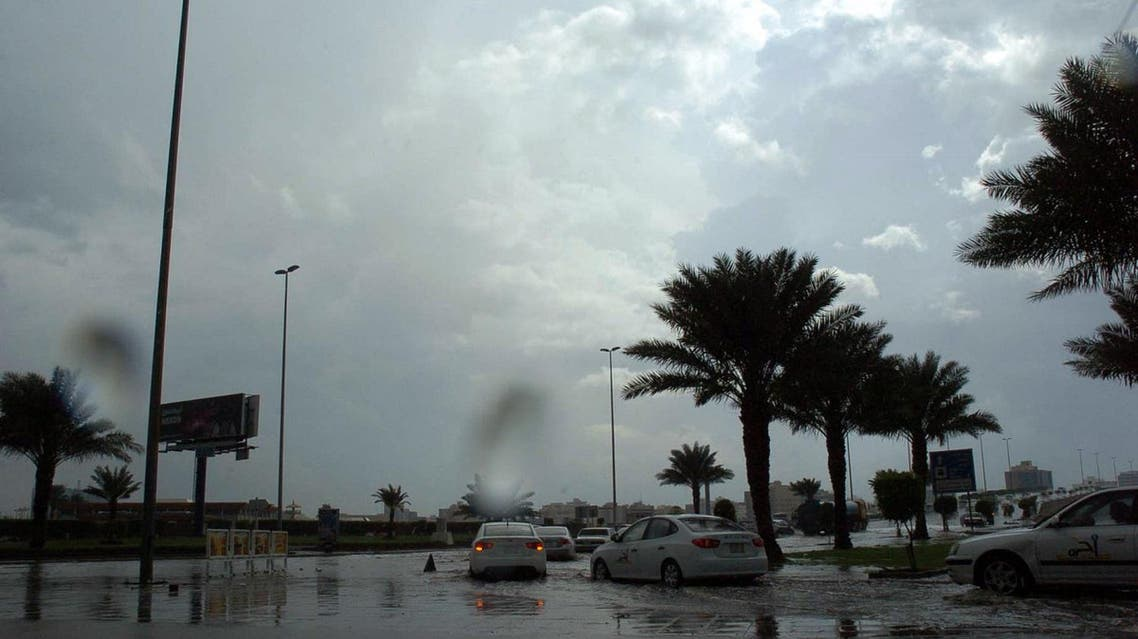The week began in Saudi Arabia with adverse weather conditions and all major regions have been witnessing strong winds and poor visibility due to storms. (File photo: AFP)