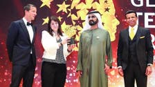 Why did Dubai's ruler award this Canadian woman a million dollars?