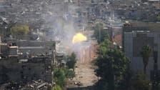 دمشق کی جھڑپیں.. اپوزیشن کا فائربندی کے معاہدے کے سقوط کا اعلان