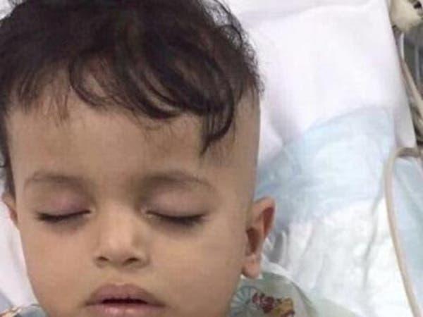 مناشدات لإنقاذ يد الرضيع السعودي المهددة بالبتر