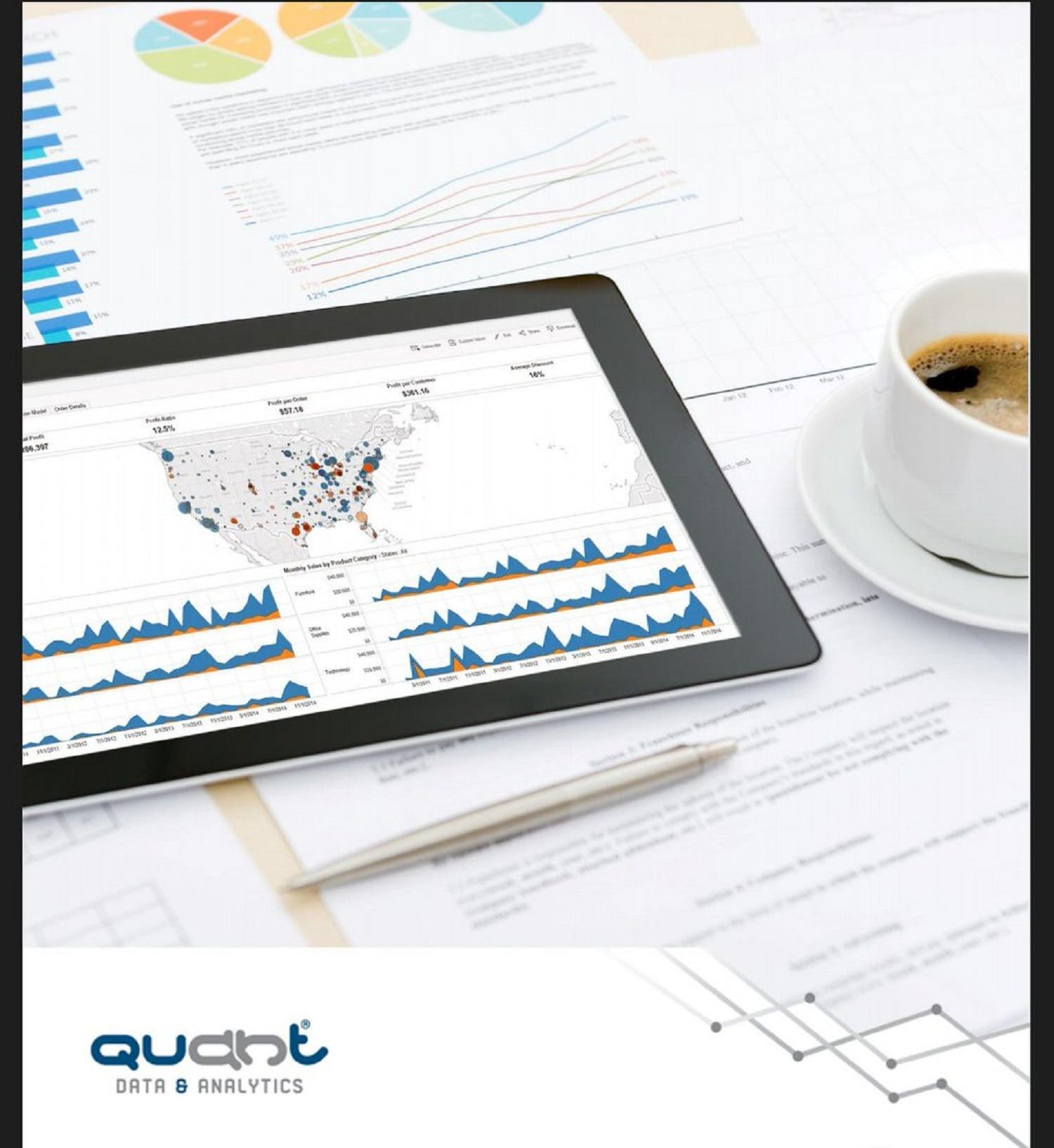 Quant officially launched as the first company in Saudi Arabia in the field of data sciences and actuaries together and mixing between the work of actuarial analysts and data engineers. (Twitter)