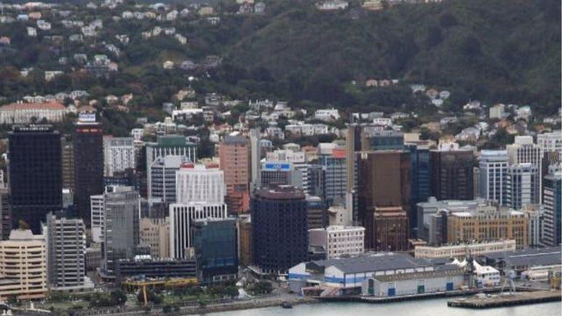 مدينة في نيوزيلندا