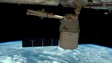 Loaded with samples, SpaceX capsule returns to earth