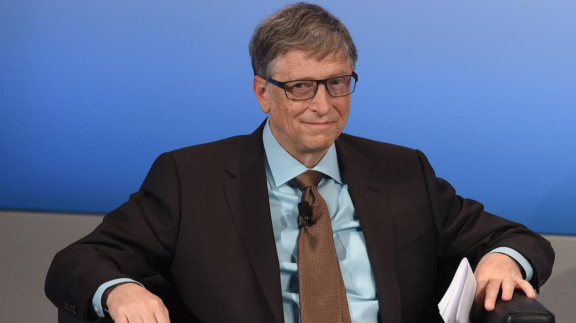 Microsoft co-founder Bill Gates once again topped the Forbes magazine list of the world's richest billionaires, while US President Donald Trump slipped more than 200 spots, the magazine said March 20, 2017. (AFP)