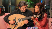 'Love for music' inspires Cairo-based couple to perform on the same oud
