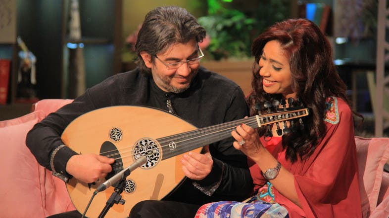 827a0ac5a 'Love for music' inspires Cairo-based couple to perform on the same oud