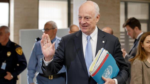 دي ميستورا يستقيل من منصبه كمبعوث أممي لسوريا  06dfe245-c3b8-47cb-b5ae-b493e56327aa_16x9_600x338