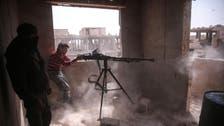 المعارضة تتقدم باتجاه وسط دمشق.. والنظام يقصف الغوطة