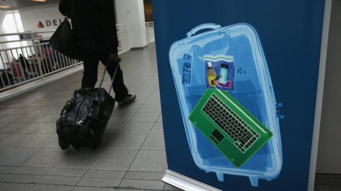 حظر الالكترونيات على الطائرات المتجهة لأميركا