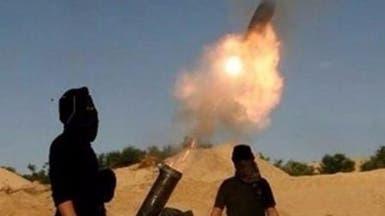"""داعش يستخدم """"جهنم"""" لقصف المدنيين في غرب الموصل"""