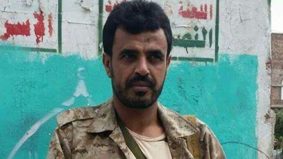 القيادي الميداني الحوثي عبدالملك_الديلمي