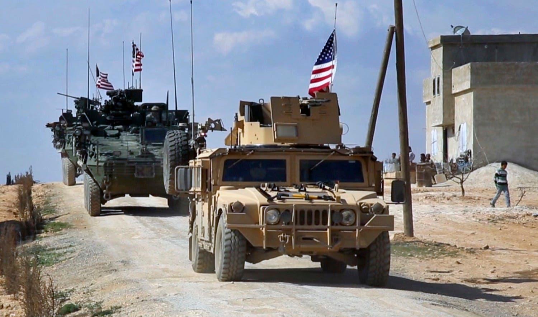 قوات أميركية في منبج(أرشيفية)