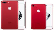 بالفيديو.. آيفون 7 الأحمر الجديد تحت اختبار النار!