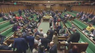 شاهد داخل البرلمان البريطاني لحظة الهجوم
