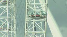 WATCH: Terrifying moments tourists endured while stuck on the London Eye during the attack