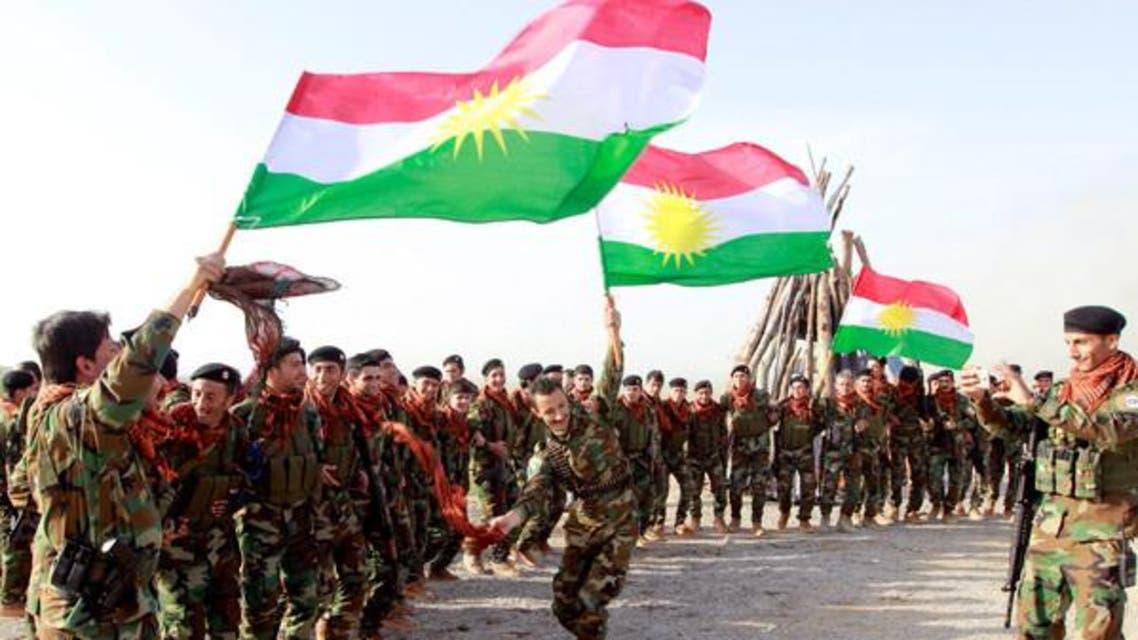 علم كردستان-كركوك