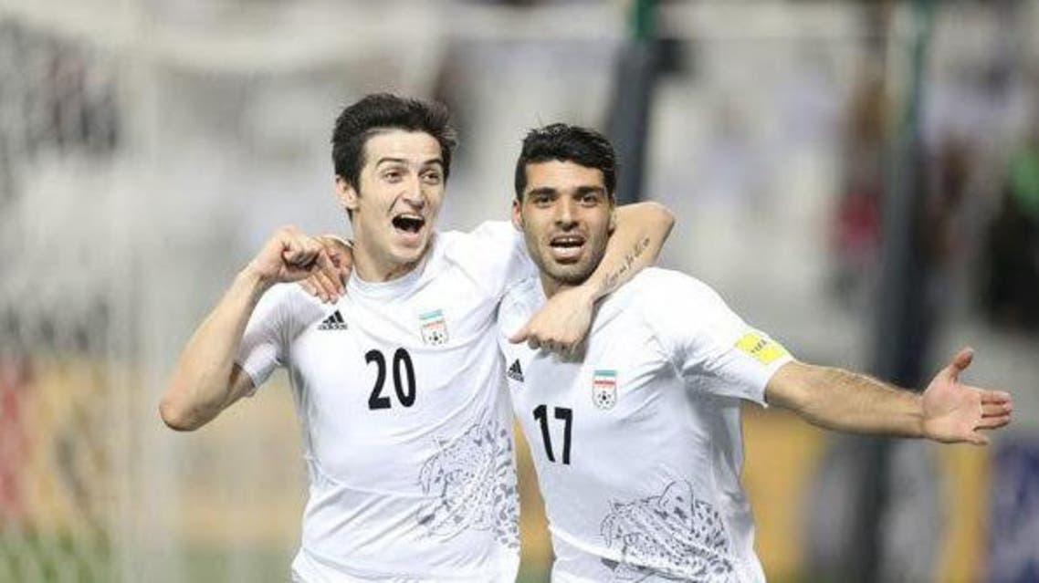قطر ايران