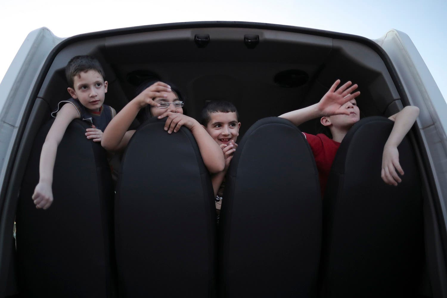 More Syrian migrants are expected to arrive in the province in the coming months, said Liliana Scheines, who oversees the San Luis migrant committee. (AP)
