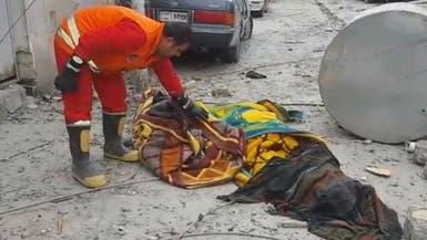 مجزرة في الموصل.. جثث أطفال ونساء تحت الأنقاض