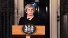 """ماي: منفذ هجوم البرلمان """"بريطاني ومعروف للسلطات"""""""