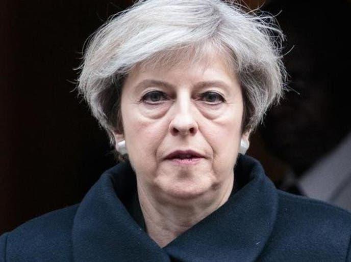 تيريزا ماي: منفذ اعتداء لندن بريطاني معروف لدى الأمن