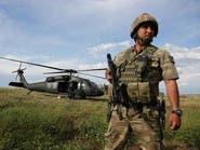 مقتل 4 جنود وإصابة 4 بتفجير جنوب شرقي تركيا