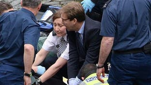 ماذا قال الوزير الذي حاول إنقاذ شرطي البرلمان في لندن؟