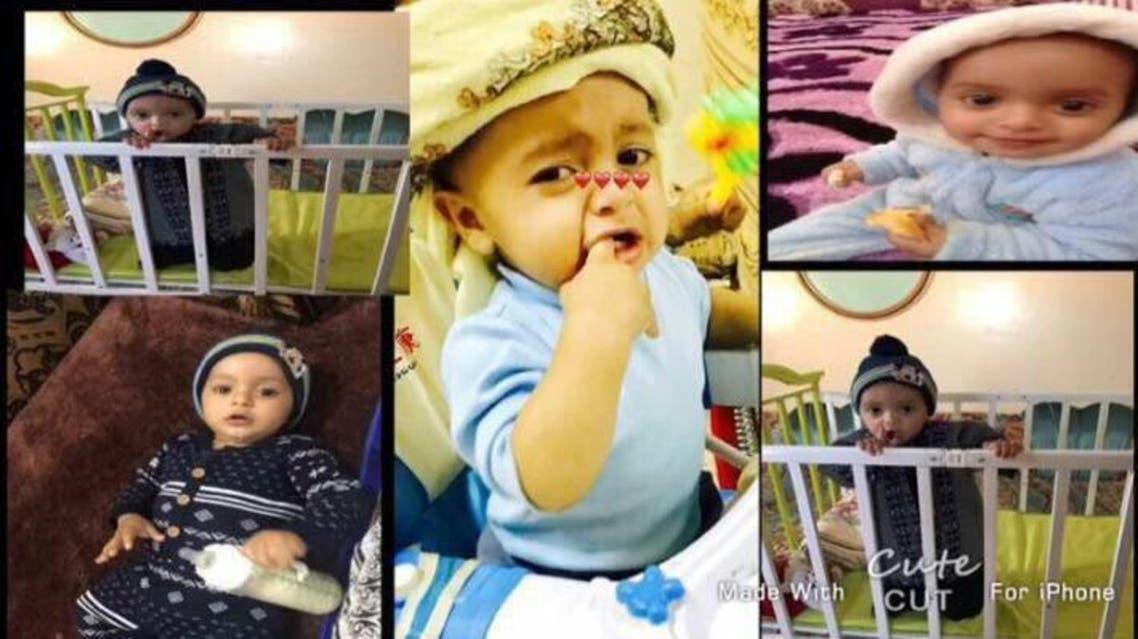 صالح الرضيع السعودي الذي قتلته الميليشيات الحوثية