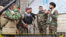 PHOTOS: Iranian militias support Assad in Damascus battle