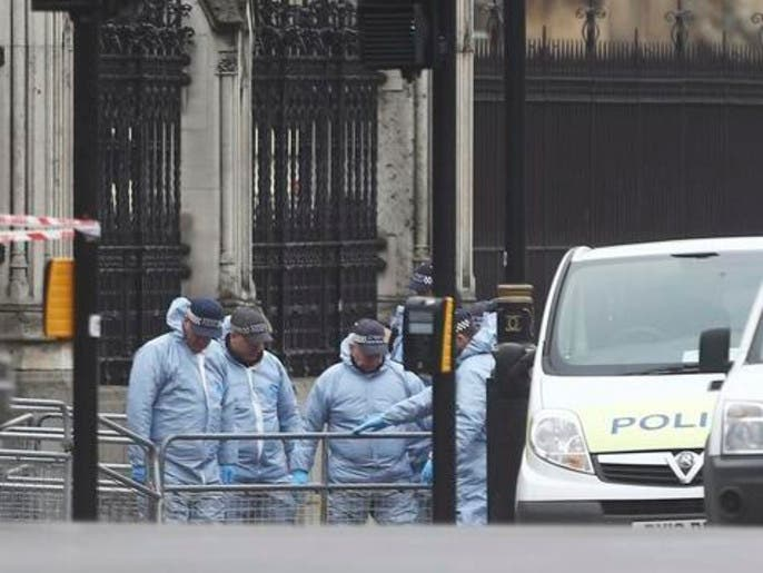 """خالد مسعود.. """"داعشي"""" روّع لندن والأمن يفحص عبوة مريبة"""