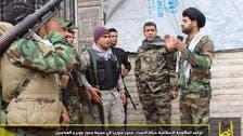 بالصور.. ميليشيات تابعة لإيران تساند الأسد بمعركة دمشق