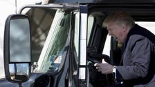 Trump's truck driver moment getting traction on social media