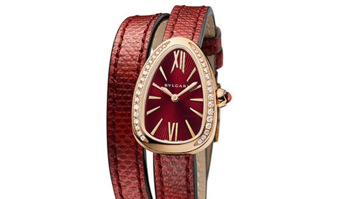 """هكذا يمكنكِ تصميم ساعتكِ الخاصة من """"بولغاري"""""""