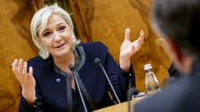 Putin meets France's Le Pen in Moscow