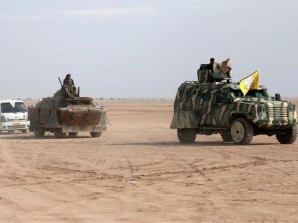 """سوريا..قوات """"قسد"""" تدخل الرقة للمرة الأولى من جهة الجنوب"""