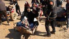 موصل میں شہریوں کی ہلاکتیں، عراقی فورسز نے لڑائی روک دی