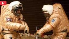 ناسا کے دو خلاباز 6 گھنٹوں تک خلائی اسٹیشن کے باہر تیرتے رہے