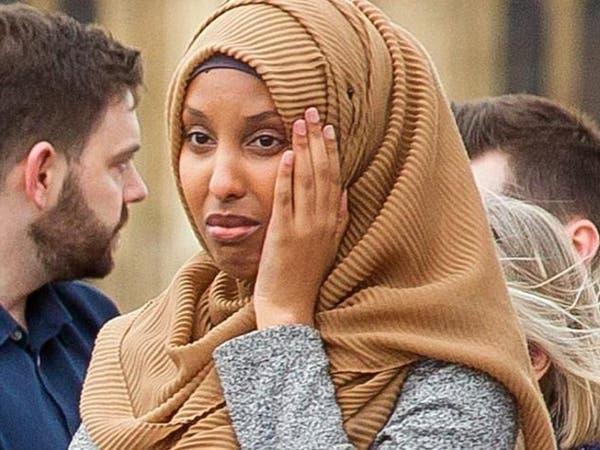 """المحجبة التي """"جلدت"""" إثر هجوم لندن تخرج عن صمتها!"""
