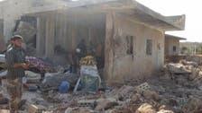 قصف روسي على سجن إدلب ومقتل 16