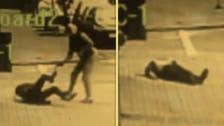 قاتل محترف يظهر في فيديو لحظة اغتياله لنائب روسي سابق
