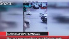 GRAPHIC VIDEO: A closer look at the killer of the Russian lawmaker