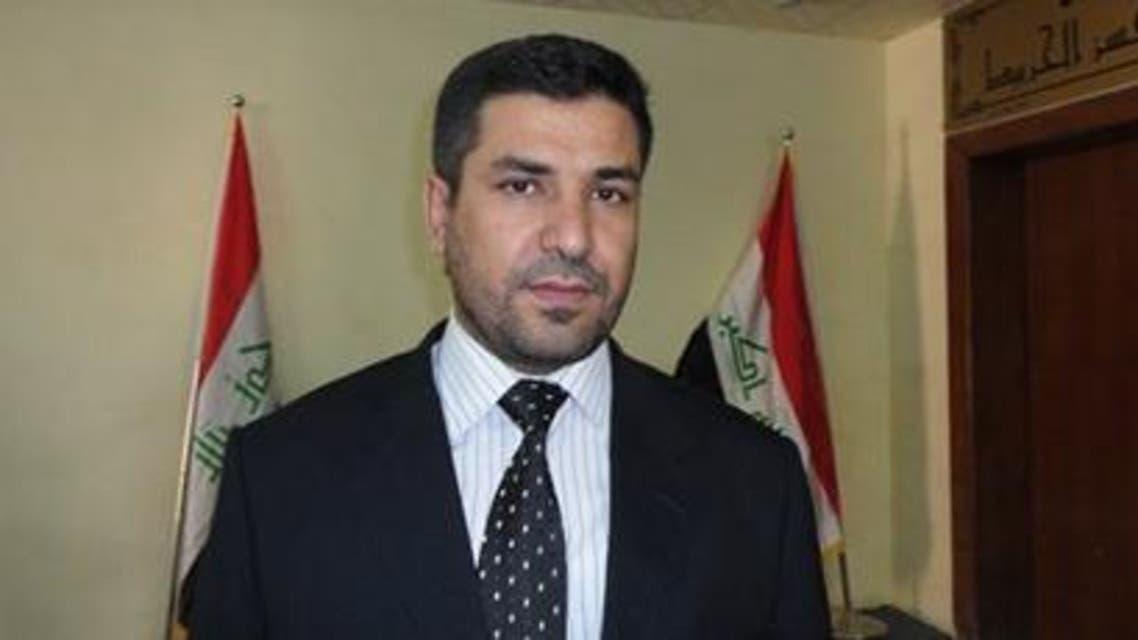 قائممقام قضاء عامرية الصمود فيصل العيساوي