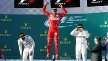 Motor racing: Vettel wins in Australia GP, Hamilton second