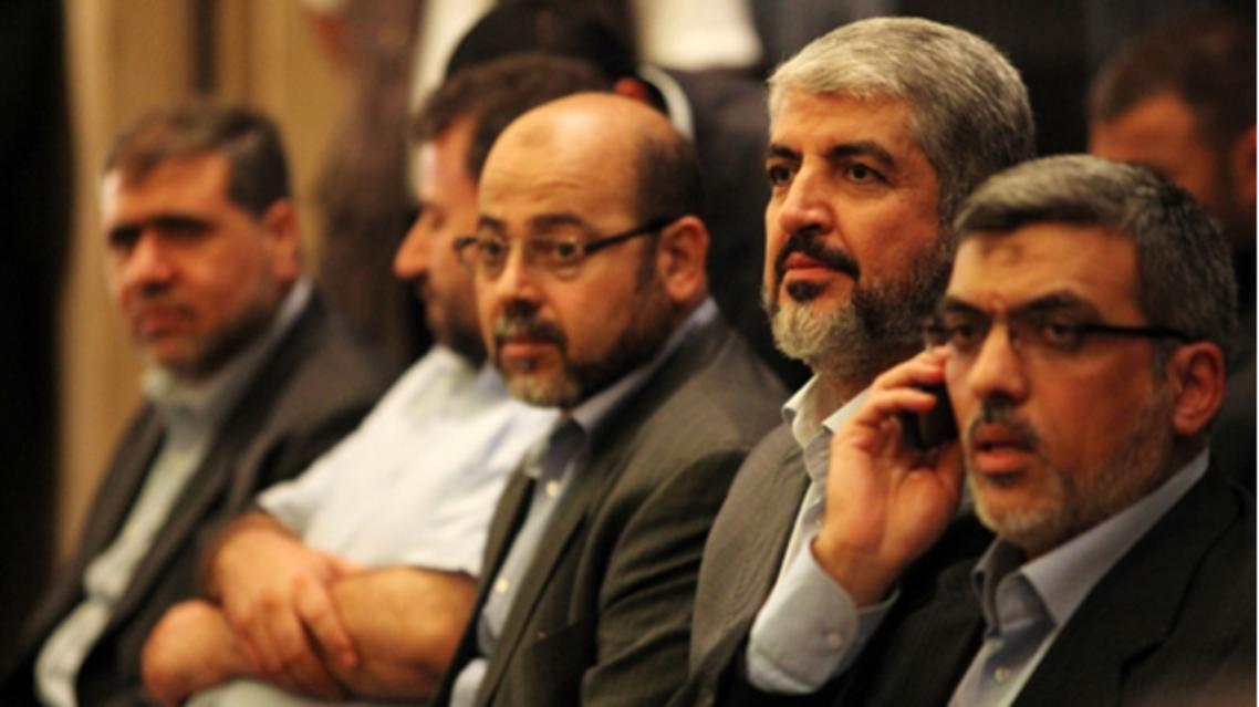 رئيس حركة حماس خالد مشعل