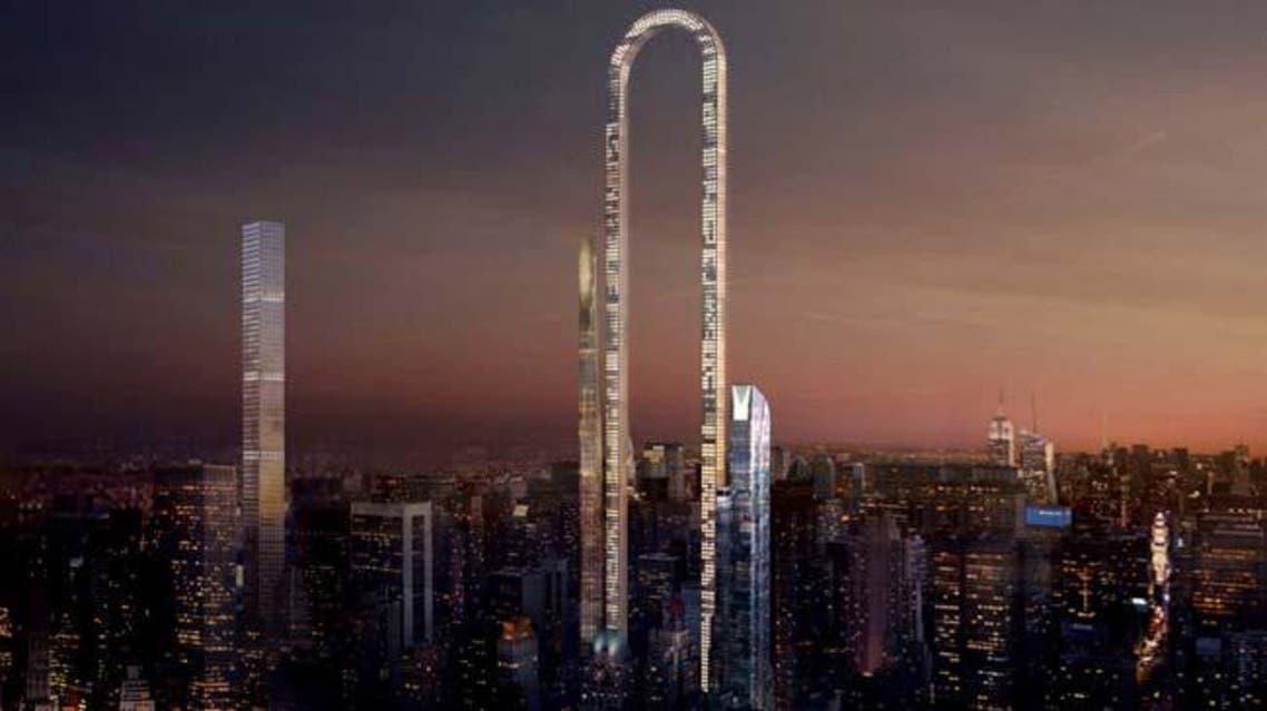 u tallest building