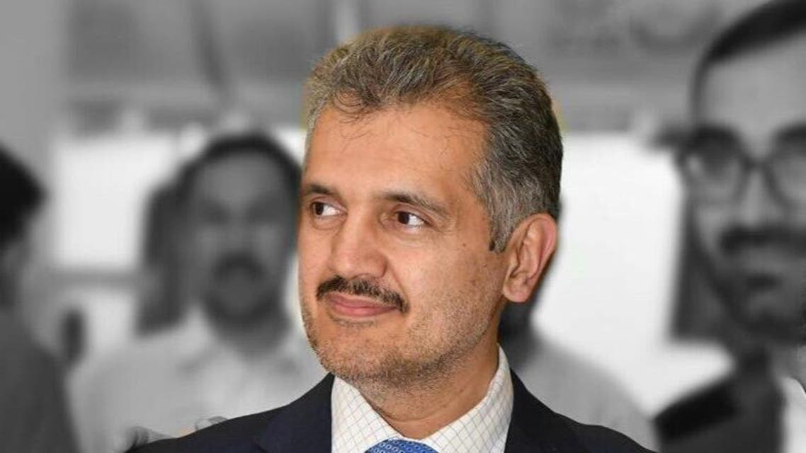 السفير الأفغاني لدى السعودية سيد جلال كريم