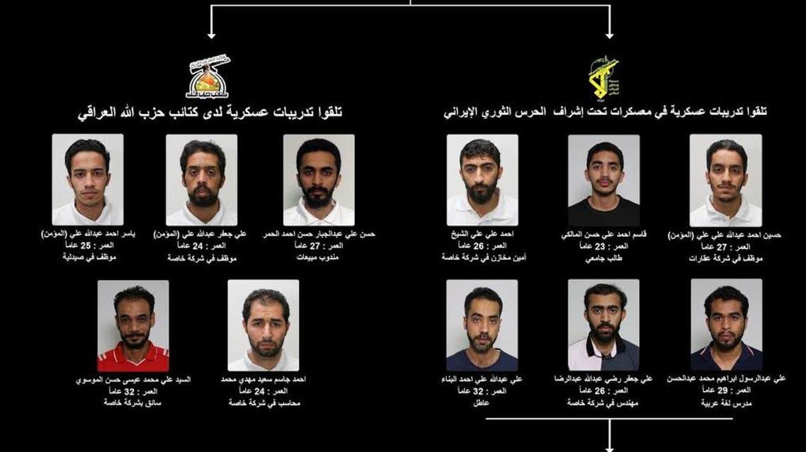 Bahrain arrests terror cell, foils assassination plots